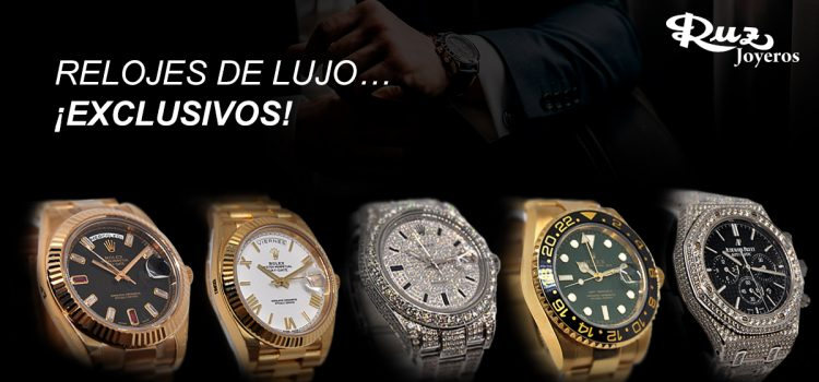 Relojes de moda para los amantes del lujo y la sofisticación