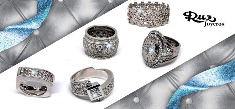 Anillos de diamantes: un sueño materializado en alta joyería
