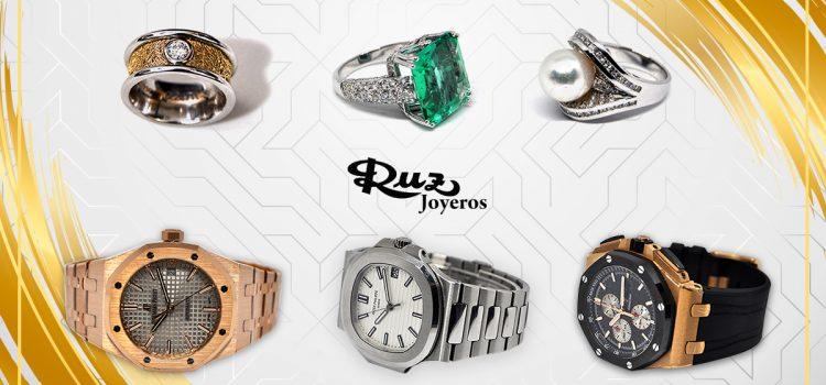 Piezas de alta relojería y joyería: primavera exclusiva