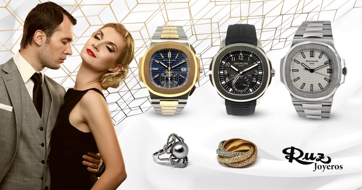Relojes y joyas: en la variedad, está el verdadero lujo