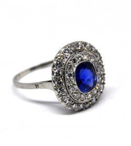 Alta joyería y piedras de lujo