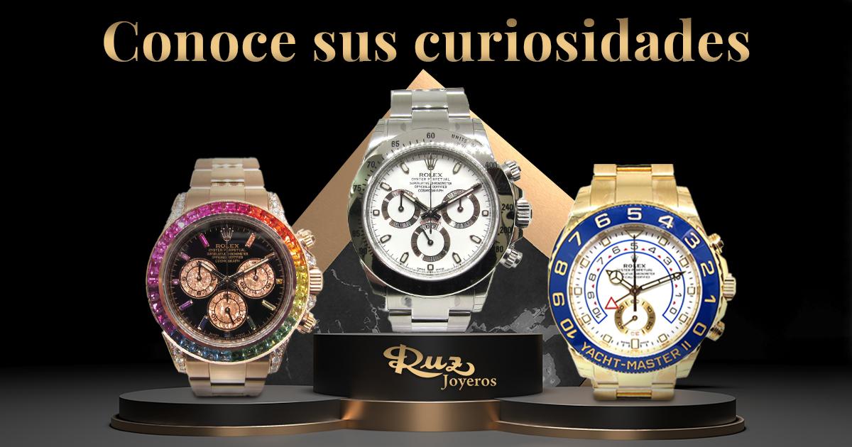 Rolex-curiosidades