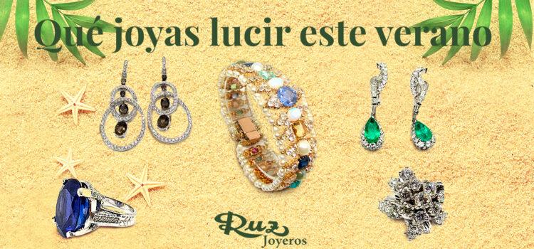 ¿Qué joyas lucir este verano?