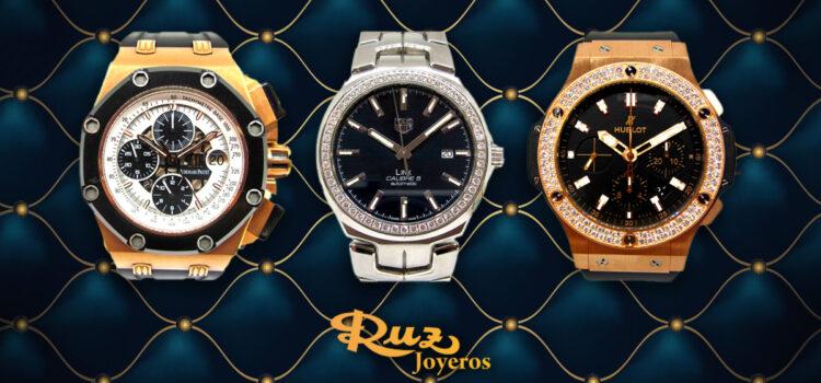 Los mejores relojes suizos de gama alta